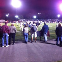 Photo taken at Manheim Central High School by Corbin H. on 10/8/2011