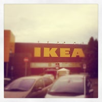 Photo taken at IKEA by Luca M. on 6/23/2012