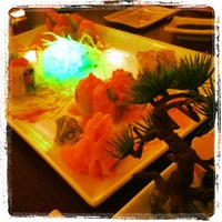 Photo taken at Midori Sushi by Stephen T. on 3/13/2012