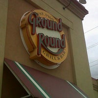 Photo taken at Ground Round by Meghan K. on 10/8/2011