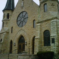 Photo taken at St. Mary's Roman Catholic Church by Carter T. on 9/1/2012