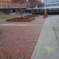 Photo taken at American Tobacco Campus by Anneca R. on 2/28/2012