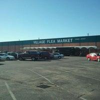 Photo taken at Village Flea Market by Chelsea T. on 1/6/2012