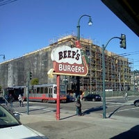 Photo taken at Beep's Burgers by Rose L. on 12/1/2011