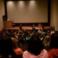 Photo taken at Slayter Student Union (Denison University) by Stephanie F. on 4/22/2011