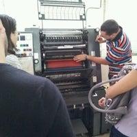 Photo taken at Edit. Graf. Ipiranga by Caroline C. on 10/13/2011