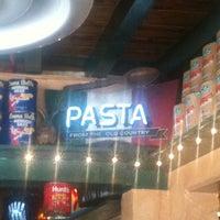 Photo taken at Oregano's Pizza Bistro by Audrey on 7/31/2011