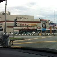 Photo taken at Subang Parade by Miky 心. on 1/11/2012