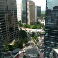 Photo taken at Loews Atlanta Hotel by Erin M. on 5/7/2012