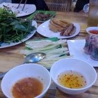 Photo taken at Nem Nướng 9999 by Trọng Thiên F. on 6/5/2012
