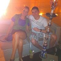 Photo taken at NICE Lounge Bar & Restaurant by Branislav G. on 5/29/2012