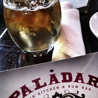 Photo taken at Paladar Latin Kitchen & Rum Bar by Anthony J. on 8/13/2012