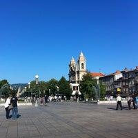 Photo taken at Braga Centro by Michele L. on 7/31/2012