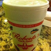 Photo taken at Roberto's Taco Shop by Mario on 6/7/2012