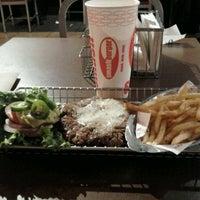 Photo taken at Smashburger by Brad M. on 12/31/2011