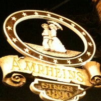 Photo taken at Amrheins Restaurant by . N. on 8/20/2011
