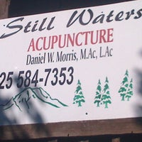 Photo taken at Still Waters Acupuncture by Norm B. on 8/26/2011