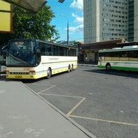 Снимок сделан в Автостанция «Выхино» пользователем Alex T. 6/30/2012
