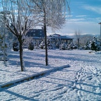 Photo taken at Sakarya University by Ahmet E. on 1/15/2012