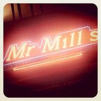 Photo taken at Mr. Mill's Burguer by Leonardo P. on 4/21/2011