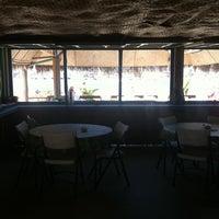 "Photo taken at Alfredo's Beach Club's ""Kayak Cafe"" At Alamitos Bay by B D. on 6/18/2011"
