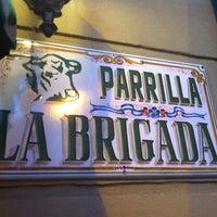 รูปภาพถ่ายที่ La Brigada โดย Sergey K. เมื่อ 12/30/2010