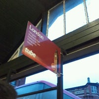 Photo taken at Gloucester Green Bus Station by ♬ on 1/2/2012