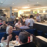 Photo taken at Beautys Luncheonette by Dave C. on 9/4/2011