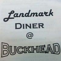 Photo taken at Landmark Diner by Harrison H. on 8/21/2011