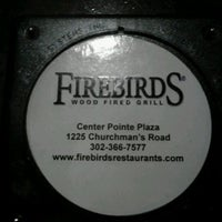 Photo taken at Firebirds Wood Fired Grill by Alexis R. on 1/3/2012