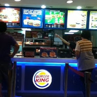 Photo taken at Burger King by Gibelle B. on 10/17/2011