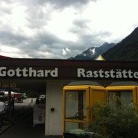 Das Foto wurde bei Gotthard Raststätte von Thomas G. am 9/8/2011 aufgenommen