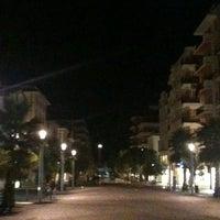 Photo taken at Corso di San Benedetto by Matt F. on 10/16/2011