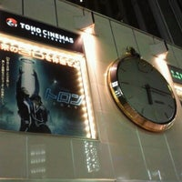 Photo taken at TOHO Cinemas by アムロ レ. on 7/20/2011