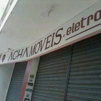 Photo taken at Agha Móveis by Kiko S. on 12/4/2011