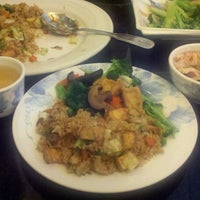 Photo taken at Vegetarian House by Vesper E. on 10/23/2011