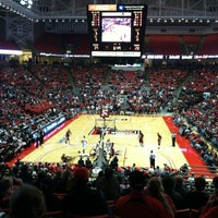 Photo taken at TTU - United Supermarkets Arena by Jeri Ann D. on 11/12/2011