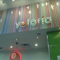 Photo taken at Yoforia by Kurt N. on 2/14/2011
