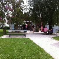 Photo taken at La Ghiaia by Enrico M. on 7/28/2012