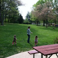 Photo taken at McLean Central Park by Colin S. on 4/15/2012