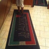 Photo taken at J.B. Alberto's Pizza by Misha K. on 8/9/2012