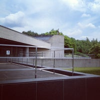 Photo taken at トヨタ鞍ヶ池記念館 by Yoshi N. on 6/30/2012