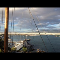 Photo taken at Yacht Club of Greece by debs s. on 5/15/2012