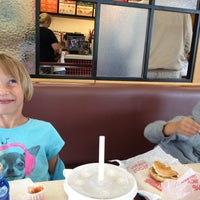 Photo taken at Wendy's by Rebecca A. on 9/4/2012