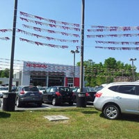Photo taken at Vaden Nissan by GaySavannah O. on 4/9/2012