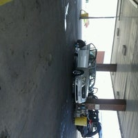 Photo taken at Colonial Car Wash by Corina R. on 5/5/2012