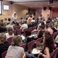 Photo taken at Escola Administració Pública Catalunya by Marc T. on 6/14/2012