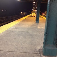 Photo taken at MTA Subway - Parkchester (6) by Jalissa M. on 1/2/2012