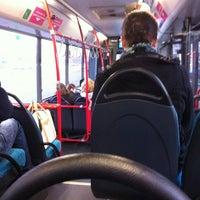 Photo taken at Bus 63 Maasoever Via Orthen by Patrick V. on 2/9/2011