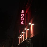 Photo taken at Soda Bar by Johann R. on 8/15/2012